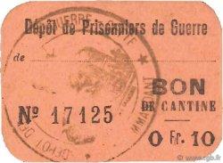 10 Centimes FRANCE régionalisme et divers  1917 JPNEC.34.90 SUP
