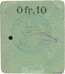 10 Centimes FRANCE régionalisme et divers  1914 JPNEC.41.01 TTB
