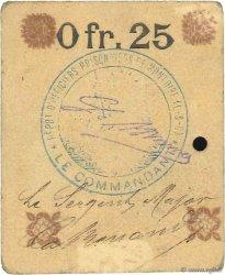 25 Centimes FRANCE régionalisme et divers  1914 JPNEC.41.01 TTB