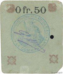 50 Centimes FRANCE régionalisme et divers  1914 JPNEC.41.02 TTB