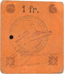 1 Franc FRANCE régionalisme et divers  1914 JPNEC.41.02 TTB