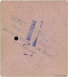 5 Francs FRANCE régionalisme et divers MONTOIRE 1914 JPNEC.41.02 TTB
