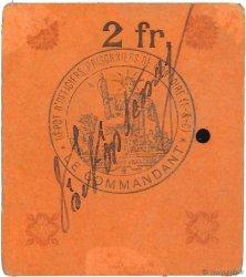 2 Francs FRANCE régionalisme et divers  1914 JPNEC.41.04 TTB