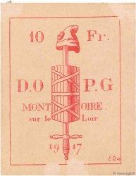 10 Francs FRANCE régionalisme et divers  1917 JPNEC.41.09 TTB