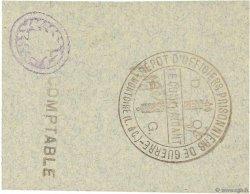 2 Francs FRANCE régionalisme et divers  1917 JPNEC.41.11 SUP