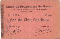 5 Centimes FRANCE régionalisme et divers ROCHE MAURICE 1914 JPNEC.44.14 TTB