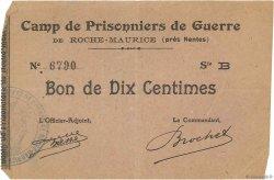 10 Centimes FRANCE régionalisme et divers  1914 JPNEC.44.14 TTB