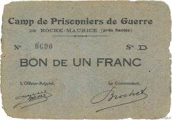 1 Franc FRANCE régionalisme et divers ROCHE MAURICE 1914 JPNEC.44.14 TB
