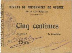 5 Centimes FRANCE régionalisme et divers  1914 JPNEC.56.02 SUP