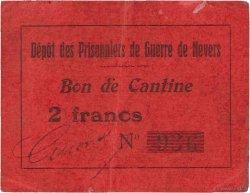 2 Francs FRANCE régionalisme et divers  1914 JPNEC.58.02 TTB+