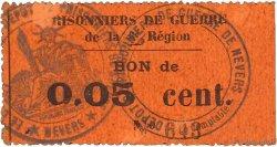 5 Centimes FRANCE régionalisme et divers NEVERS 1914 JPNEC.58.05 SUP