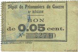5 Centimes FRANCE régionalisme et divers  1914 JPNEC.72.01 TTB