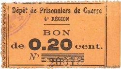 20 Centimes FRANCE régionalisme et divers  1914 JPNEC.72.01 TTB