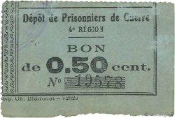50 Centimes FRANCE régionalisme et divers  1914 JPNEC.72.01 TTB