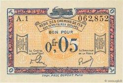 5 Centimes FRANCE régionalisme et divers  1923 JP.135.01 pr.NEUF