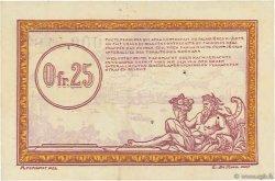0,25 Franc FRANCE régionalisme et divers  1918 JP.135.03 SUP