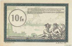 10 Francs FRANCE régionalisme et divers  1918 JP.135.07 SUP+