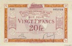 20 Francs FRANCE régionalisme et divers  1918 JP.135.08 SPL