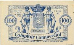 100 Francs FRANCE régionalisme et divers Arles 1914  SPL