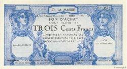 300 Francs FRANCE régionalisme et divers Elbeuf 1930  NEUF