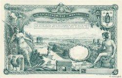 5000 Francs FRANCE régionalisme et divers MONTPELLIER 1920  SPL