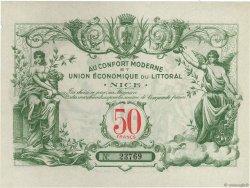 50 Francs FRANCE régionalisme et divers NICE 1930