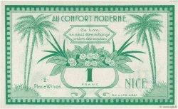 1 Franc FRANCE régionalisme et divers NICE 1930  NEUF