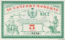 5 Francs FRANCE régionalisme et divers Nice 1930  pr.NEUF