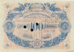 100 Francs FRANCE régionalisme et divers Roanne 1925  SPL
