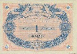 1 Franc FRANCE régionalisme et divers Roanne 1935  pr.NEUF