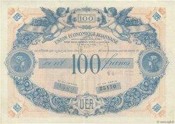100 Francs FRANCE régionalisme et divers ROANNE 1935  SUP