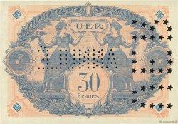 30 Francs FRANCE régionalisme et divers Roanne 1939  pr.SUP