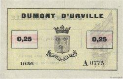 25 Centimes FRANCE régionalisme et divers  1936 K.184a SPL