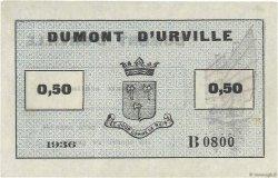 50 Centimes FRANCE régionalisme et divers  1936 K.185b SPL