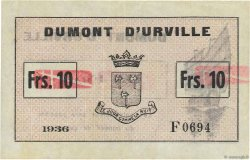 10 Francs FRANCE régionalisme et divers  1936 K.189
