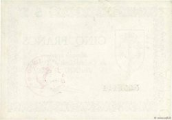 5 Francs FRANCE régionalisme et divers  1950 K.206 SUP