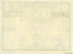 5 Francs FRANCE régionalisme et divers COLMAR 1940 K.014 pr.NEUF