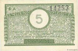 5 Francs FRANCE régionalisme et divers NANTES 1940 K.081