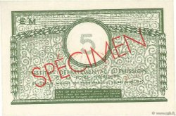 5 Francs FRANCE régionalisme et divers NANTES 1940 K.081-SP1 pr.NEUF