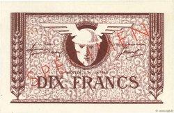 10 Francs FRANCE régionalisme et divers Nantes 1940 K.082-SP1 pr.NEUF