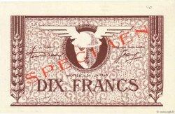 10 Francs FRANCE régionalisme et divers Nantes 1940 K.082s pr.NEUF