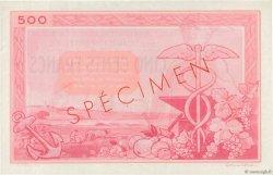 500 Francs FRANCE régionalisme et divers NANTES 1940 K.086-SP1 pr.NEUF