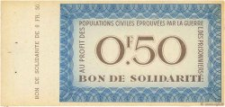 50 Centimes FRANCE régionalisme et divers  1941  SUP