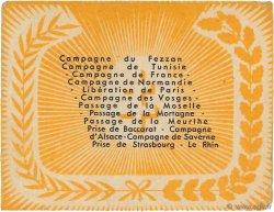 3 Francs FRANCE régionalisme et divers  1944  TTB