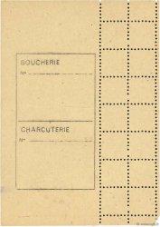 30 / 60 Grammes FRANCE régionalisme et divers  1944  SUP