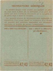 1 Galoche FRANCE régionalisme et divers  1946  SUP