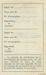 1 Tabac FRANCE régionalisme et divers  1947  SUP