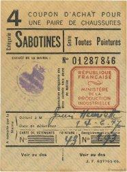 1 Sabotine FRANCE régionalisme et divers  1947  SUP