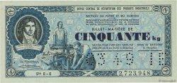 50 Kilos FRANCE régionalisme et divers  1949  SUP