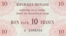 10 Francs FRANCE régionalisme et divers  1945 K.003 NEUF